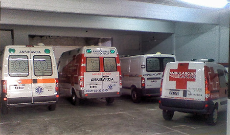 Ambulancias La Plata ambulancias