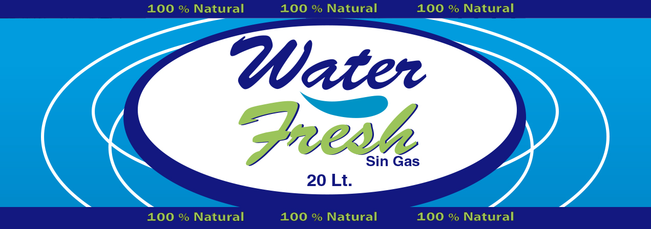 Water Fresh Perú banner 1