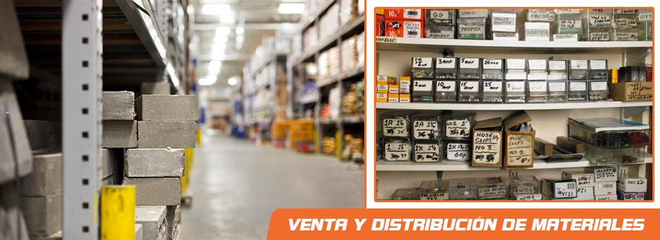 Materiales Ferracon venta y distribución de materiales