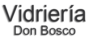 Vidriería Don Bosco