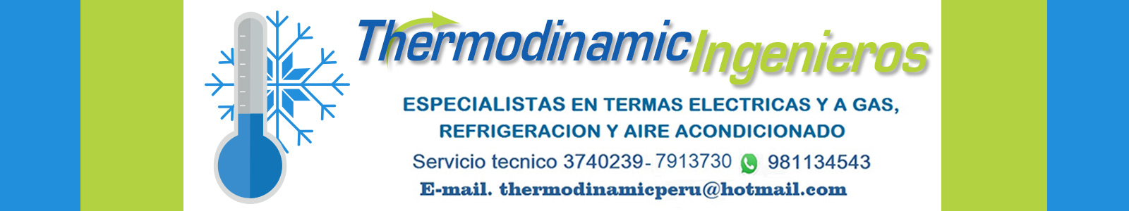 Thermodinamic Ingenieros logo
